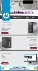 HP 280 Desktop image