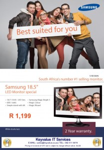 Samsung monitor image