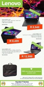 Lenovo E5000 Series Notebook image