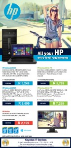 Image of HP Computer Special