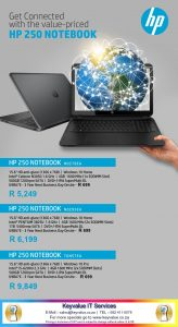 HP 250 Notebook image