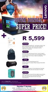 Image of Lenovo IdeaPad 110 bundle