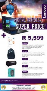 Image of Lenovo IdeaPad 110 bundle