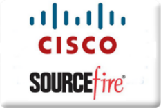 Cisco Source Fire products logo