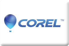 Corel product logo