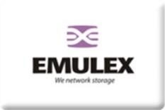 Emulex product logo