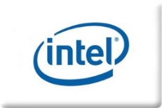 Intel product logo