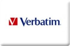 Verbatim product logo