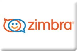 Zimbra product logo