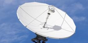 VSAT antenna image